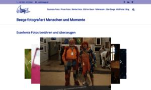 beege.de - Beege fotografiert Fotograf Offenburg Portrait Unternehmen Event