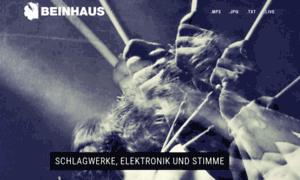 Beinhaus.de thumbnail