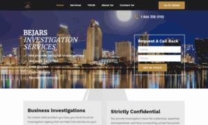 Bejarsinvestigationservices.com thumbnail