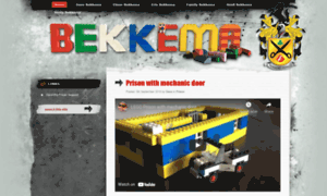 Bekkema.fi thumbnail