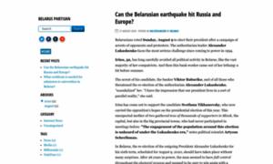 Belaruspartisan.org thumbnail