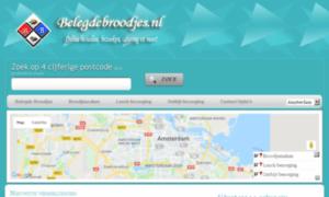 Belegdebroodjes.nl thumbnail
