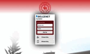 Belgenet.gsb.gov.tr thumbnail
