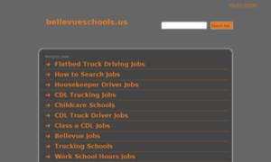 Bellevueschools.us thumbnail