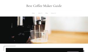 Bestcoffeemakerguide.org thumbnail