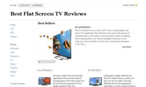 Bestflatscreentvreviews.net thumbnail