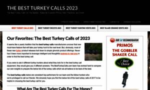 Bestturkeycalls.com thumbnail