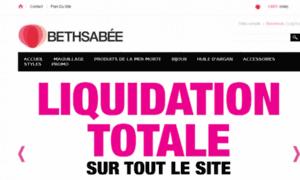 Bethsabee.fr thumbnail