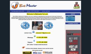 Betmaster1x2.com thumbnail
