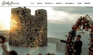 Bettyflowerssantorini.gr thumbnail