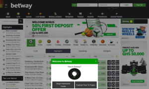 Www Betway