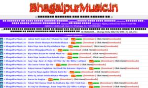 Bhagalpurmusic.in thumbnail