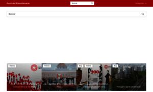 Bicentenariodelperu.pe thumbnail