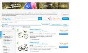 Bicykle.heureka.sk thumbnail