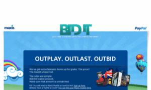 Bid-it.mylaunchpad.com.my thumbnail