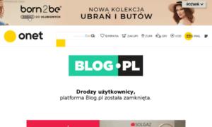 Biedronka-madzia.blog.pl thumbnail