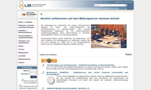 Bildung-lsa.de thumbnail