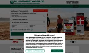 Billiger-mietwagen.de thumbnail