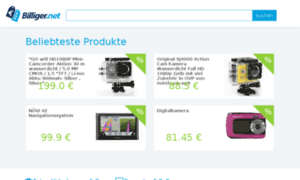 Billiger.net thumbnail