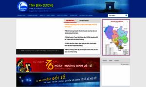 Binhduong.gov.vn thumbnail
