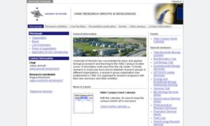 Biocenter.helsinki.fi thumbnail