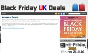 Blackfridayukdeals.co.uk thumbnail