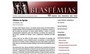 Blasfemias.net thumbnail