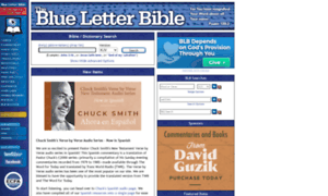 blue letter bible home page blbclassic org blue letter bible home page 20653 | blbclassic.org