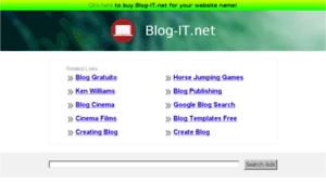 Blog-it.net thumbnail