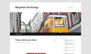 Blog.aboo.pl thumbnail