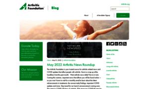 Blog.arthritis.org thumbnail