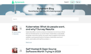 Blog.bytemark.co.uk thumbnail