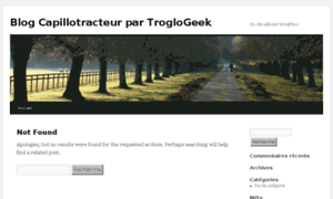 Blog.capillotracteur.fr thumbnail