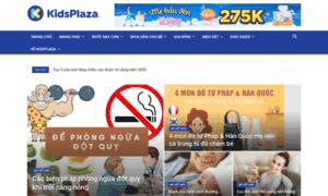 Blog.kidsplaza.vn thumbnail