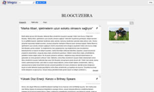 Blogcuzehra.blogcu.com thumbnail