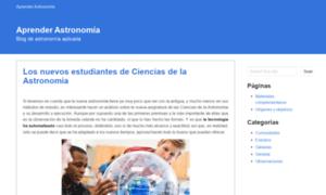 Blogdeastronomia.es thumbnail