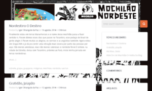 Blogdomochilao.com thumbnail
