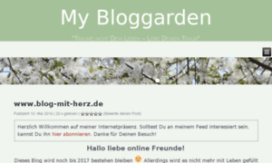 Bloggarden.de thumbnail