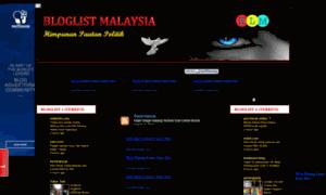 Bloglistpolitik.blogspot.my thumbnail