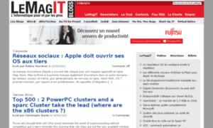 Blogs.lemagit.fr thumbnail