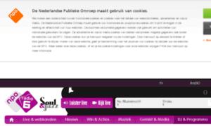 Blokhuis.radio6.nl thumbnail