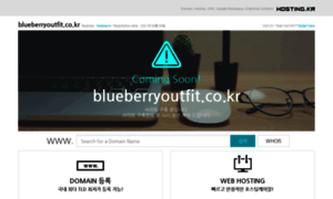 Blueberryoutfit.co.kr thumbnail
