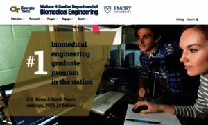 Bme.gatech.edu thumbnail