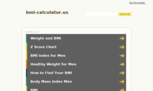 Bmi-calculator.us thumbnail