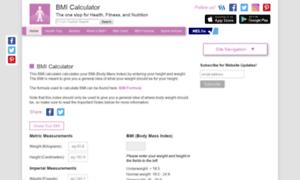 Bmicalculator.cc thumbnail