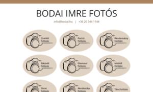 Bodai.hu thumbnail