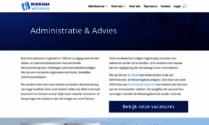 Boersmaadviseurs.nl thumbnail