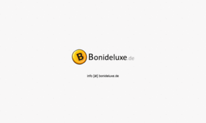 Bonideluxe.de thumbnail