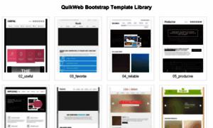 Bootstrap.quik-web.net thumbnail
