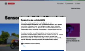 Bosch.fr thumbnail